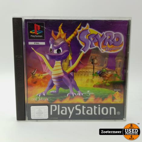 Spyro The Dragon PS1
