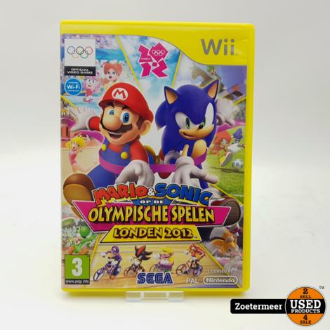 Mario & Sonic op de olympische spelen Wii