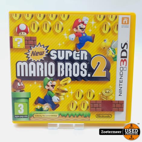 New Super Mario Bros. 2 DS