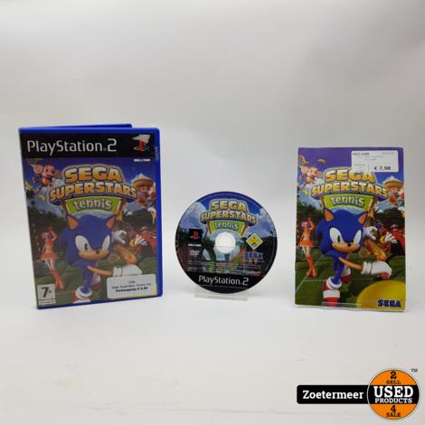 Sega Superstars Tennis Ps2