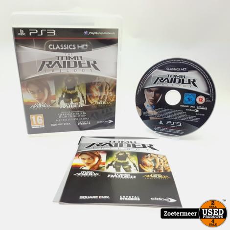 Tomb Raider Trilogy ps3