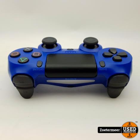PlayStation 4 Controller Blauw