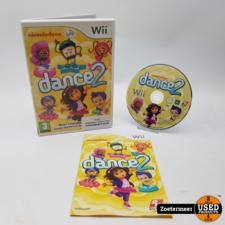 Nintendo Nickelodeon Dance 2 Wii