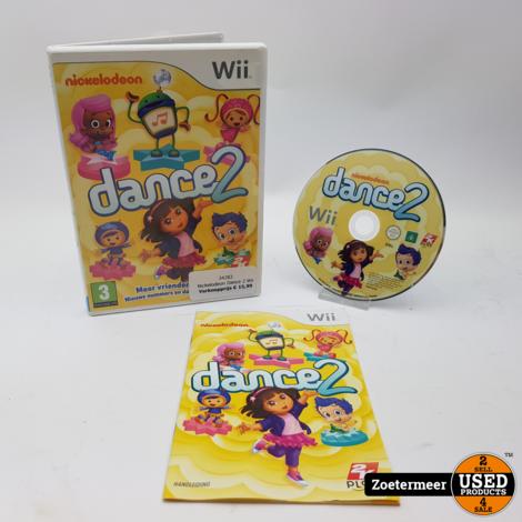 Nickelodeon Dance 2 Wii