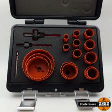 Bahco Bahco 3834-SET-153 18-delige Sandflex Gatenzagen set