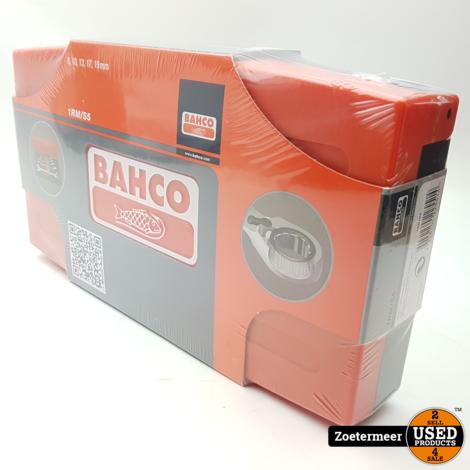 Bahco 1RM/S5 Steek-ringratelsleutelset 5-delig NIEUW