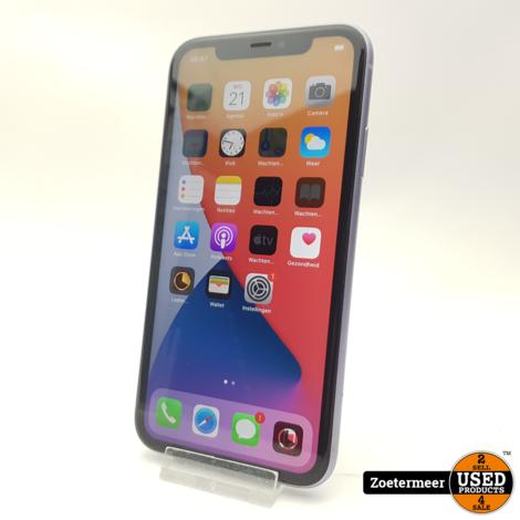 Apple iPhone 11 64GB Lilac Purple