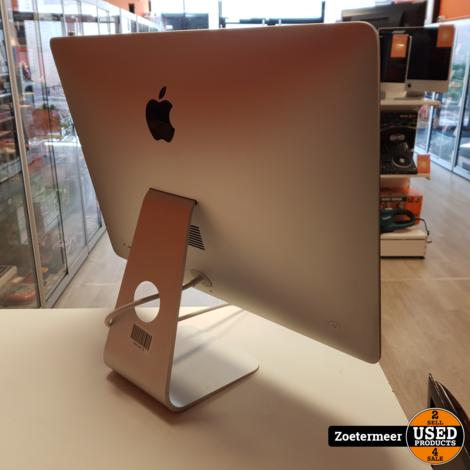 Apple iMac 21,5-inch Late 2012 || i5 || 8GB RAM || 1TB HDD opslag