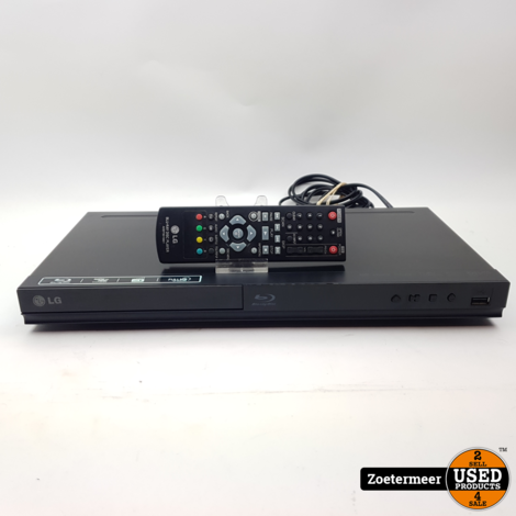 LG Blu-Ray Speler BP-120