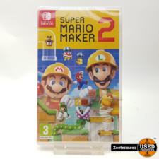 Super Mario Maker 2 Switch *NIEUW*