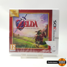The Legend of Zelda: Ocarina of Time 3D NIEUW