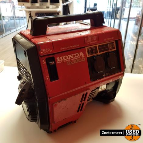 Honda EX800 generator