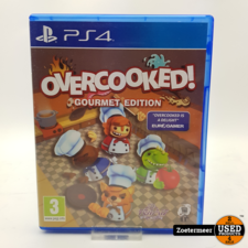 Sony Overcooked! Gourmet Edition ps4