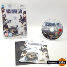 Nintendo Resident Evil The Darkside Chronicles Wii