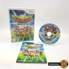 Nintendo Inazuma Eleven Strikers Wii