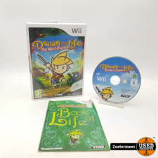 Nintendo Drawn to Life The Next Chapter Wii