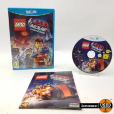 Lego The Movie VideoGame Wii U