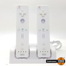 Nintendo Nintendo Wii Controller set met accu's en lader