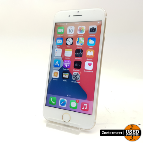 Apple iPhone 7 128GB Gold || NIEUWE ACCU