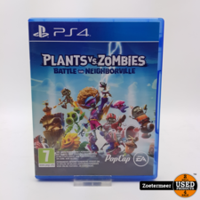 playstation Plants vs. Zombies Battle for Neighborville ps4