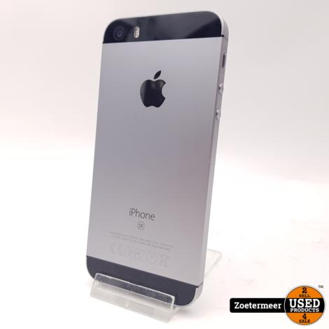 Apple iPhone SE 32GB Space gey || AANBIEDING ||