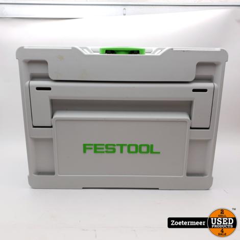 Festool TID 18V 5,2ah slagschroevendraaier
