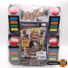 Buzz set Ps2