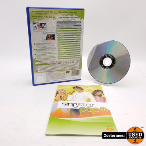 Singstar Pop Playstation 2