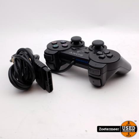 PlayStation 2 controller zwart