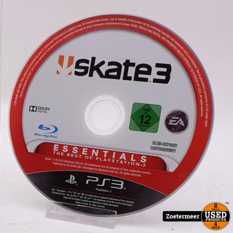Skate 3 ps3 los