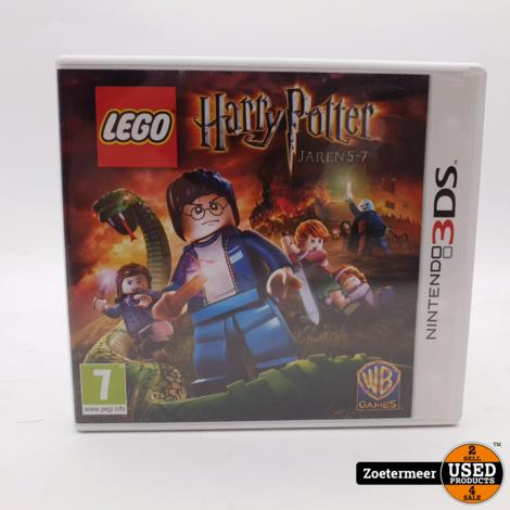 Harry Potter Jaren 5-7 3DS