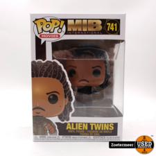 Funko POP! 741 Men In Black International Alien Twins