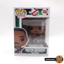 POP! 746 Ghostbusters Winston Zeddemore