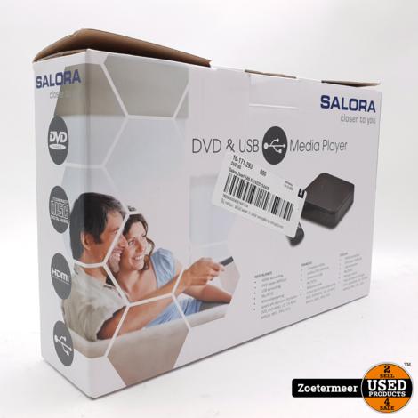 Salora DVD 180 Speler