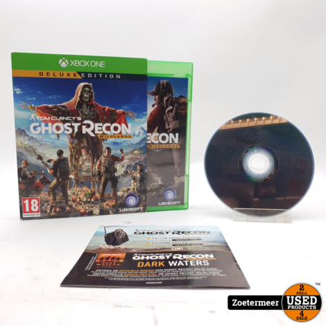 Tom Clancy's Ghost Recon Deluxe Edition Xbox one