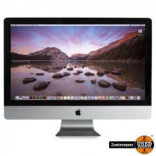 Apple Apple iMac 21.5 inch 2011 || i5 || 4GB RAM || 500GB HDD opslag