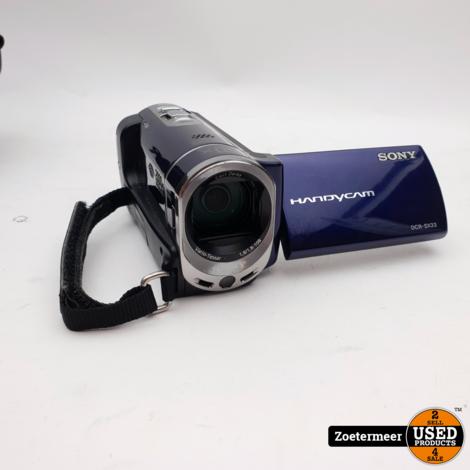 Sony DCR-SX33 Handycam