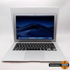 Apple Apple Macbook Air 13'' 2017    52 Laadcycli    8GB RAM    128GB SSD