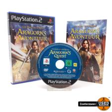 In de Ban van de Ring Aragorn's Avontuur PS2