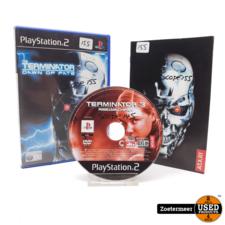 The Terminator Dawn of Fate PS2