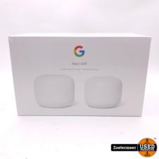 Google Nest WiFi Router en WiFi Punt NIEUW