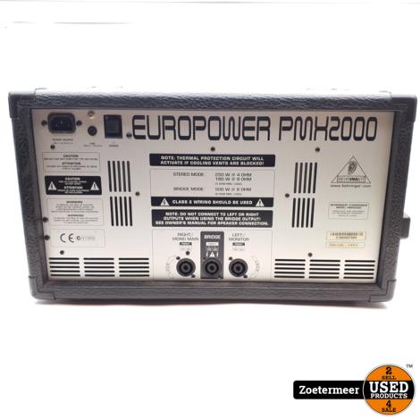 Behringer PMH2000