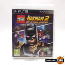 Batman 2 DC Super Heroes ps3