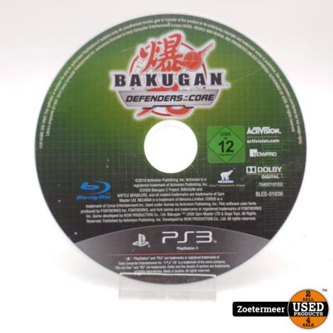 Bakugan Defenders ps3