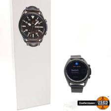 Samsung Samsung Galaxy Watch 3 45mm met Milanees bandje + Garantie tot: 31-01-2023