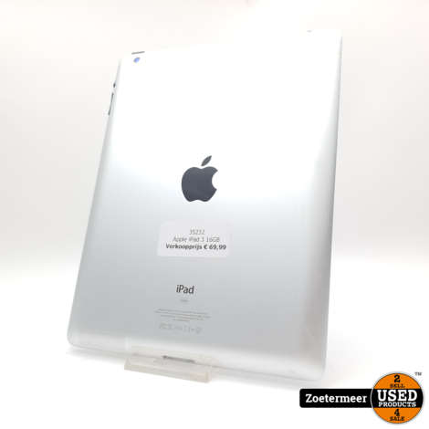 Apple iPad 3 16GB