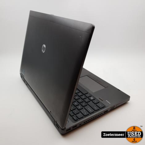 HP ProBook 6560b Laptop    15,6 inch    128GB SSD    8GB RAM    i5 Processor