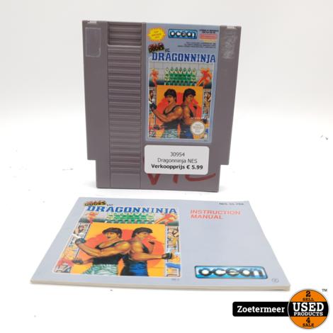 Bad dudes vs. Dragonninja NES
