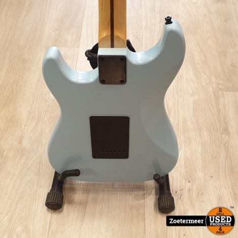 Brix Custom baby blue elektrische Gitaar