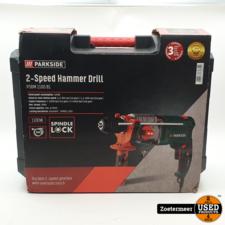 Parkside PSBM 1100 B1 2-speed Hammer Drill